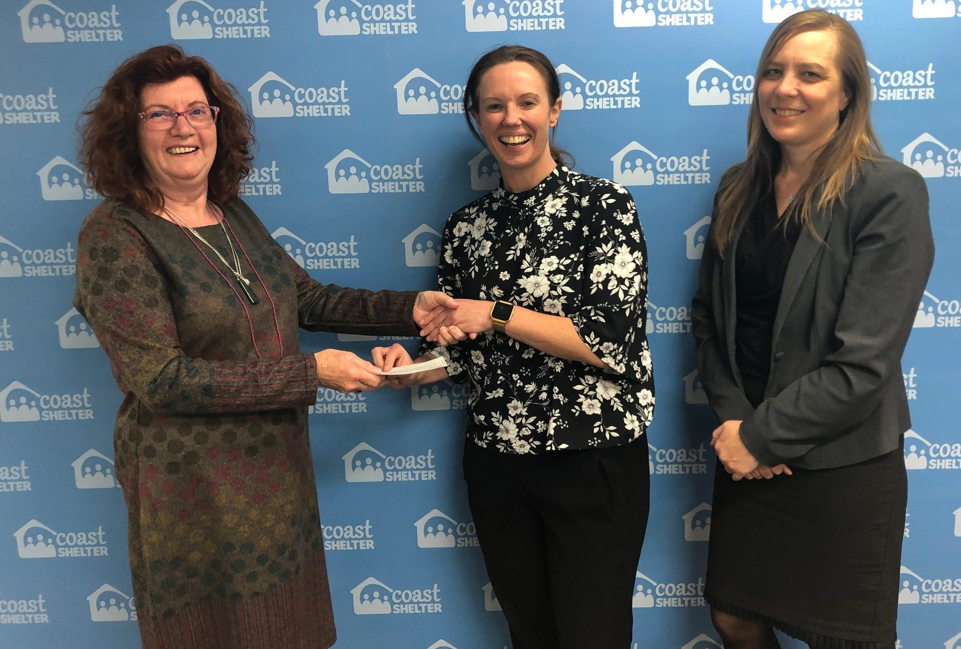Central Coast Lawyers donate $4,000 to Domestic Violence Program